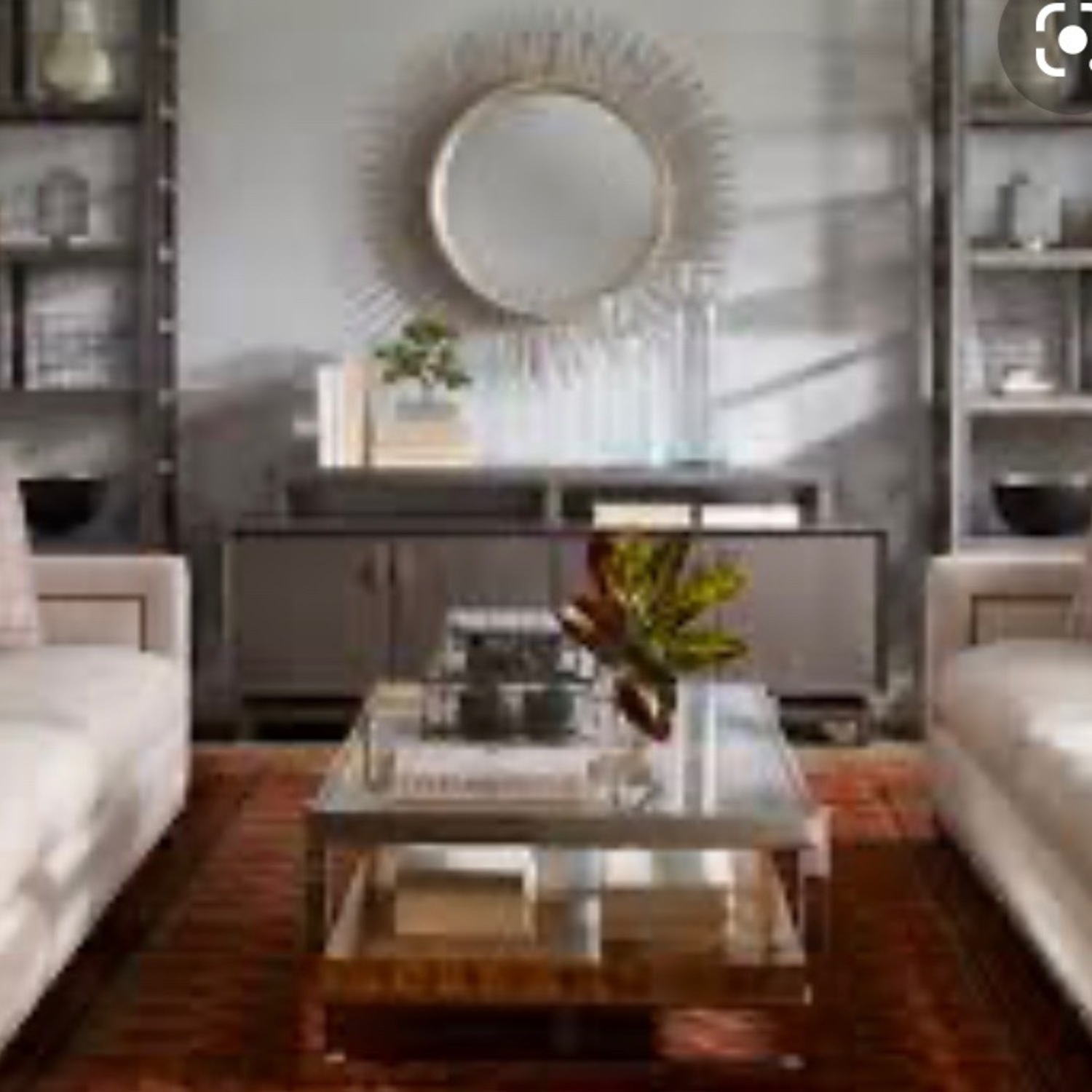 Contemporary Asian Inspired Tv Console - image-3