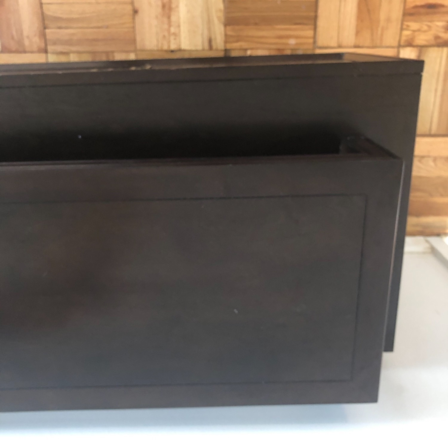 Contemporary Asian Inspired Tv Console - image-5
