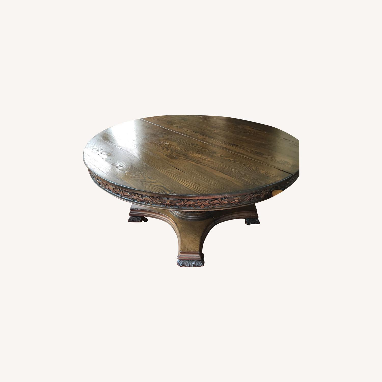 Antique/Vintage Dining Table - image-0