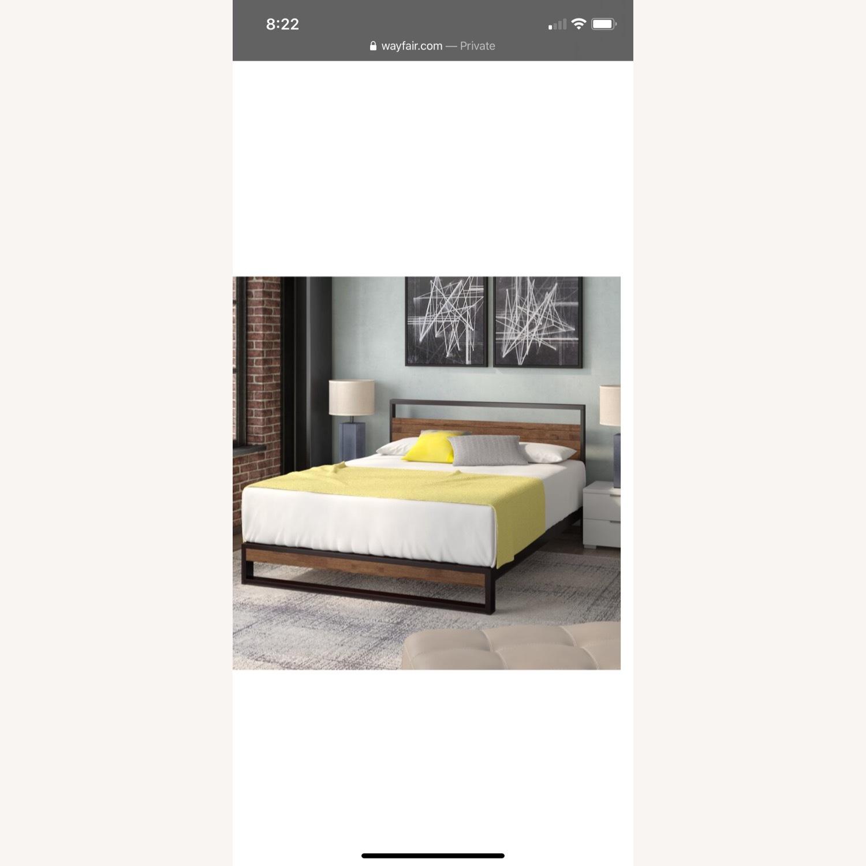 Wayfair Queen Platform Bed Frame - image-4