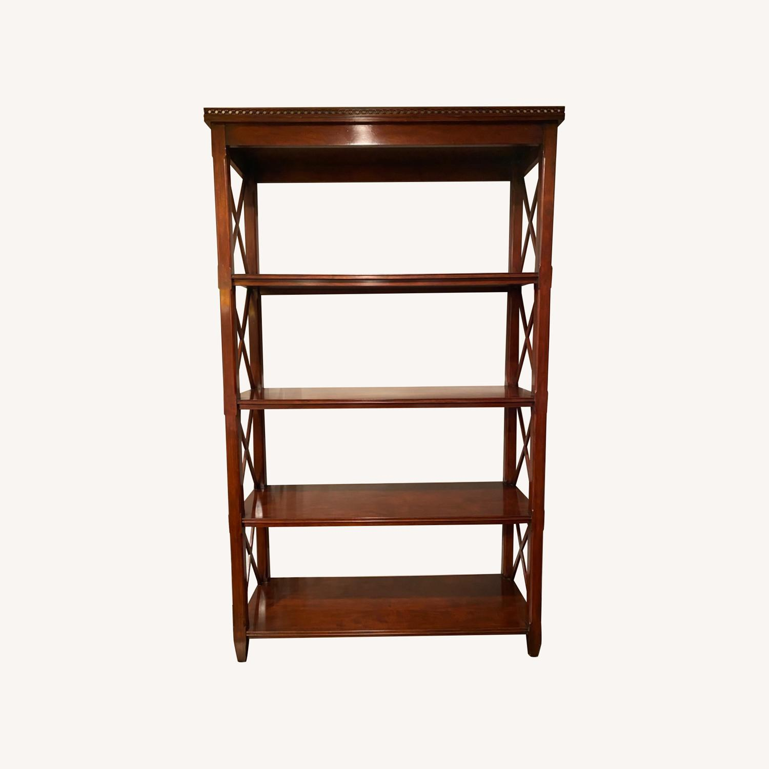 Oversized Bookcase Set by Ralph Lauren - image-0