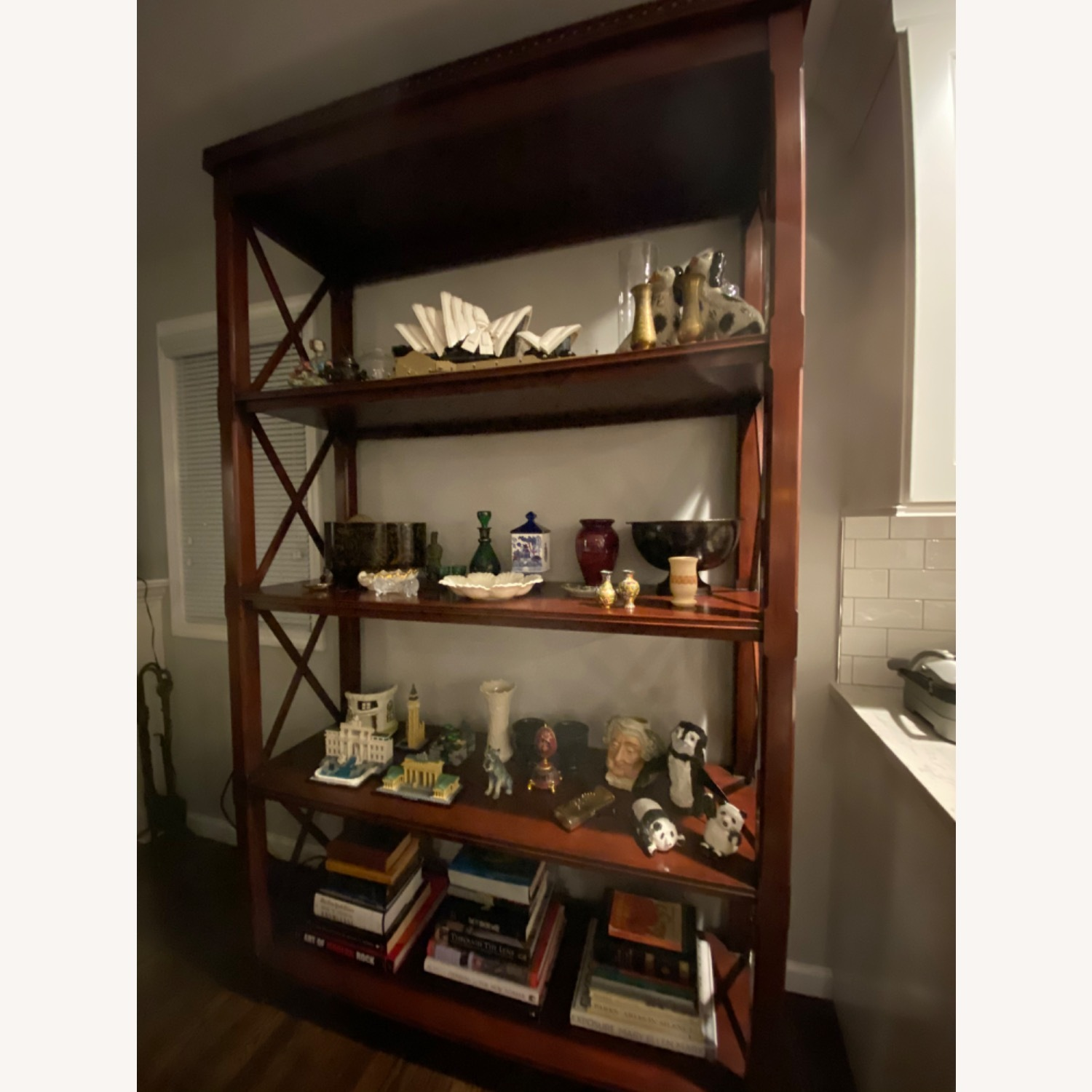 Oversized Bookcase Set by Ralph Lauren - image-9