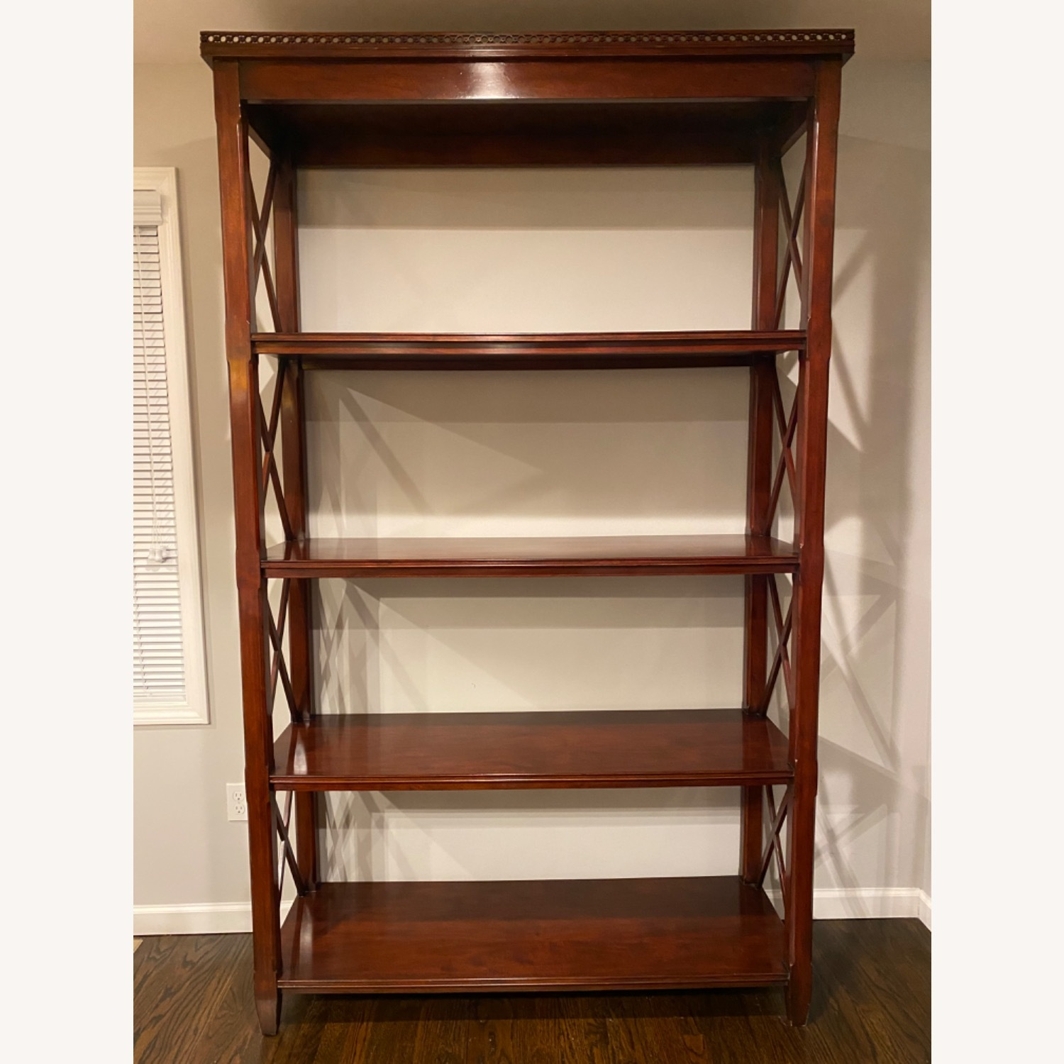 Oversized Bookcase Set by Ralph Lauren - image-3