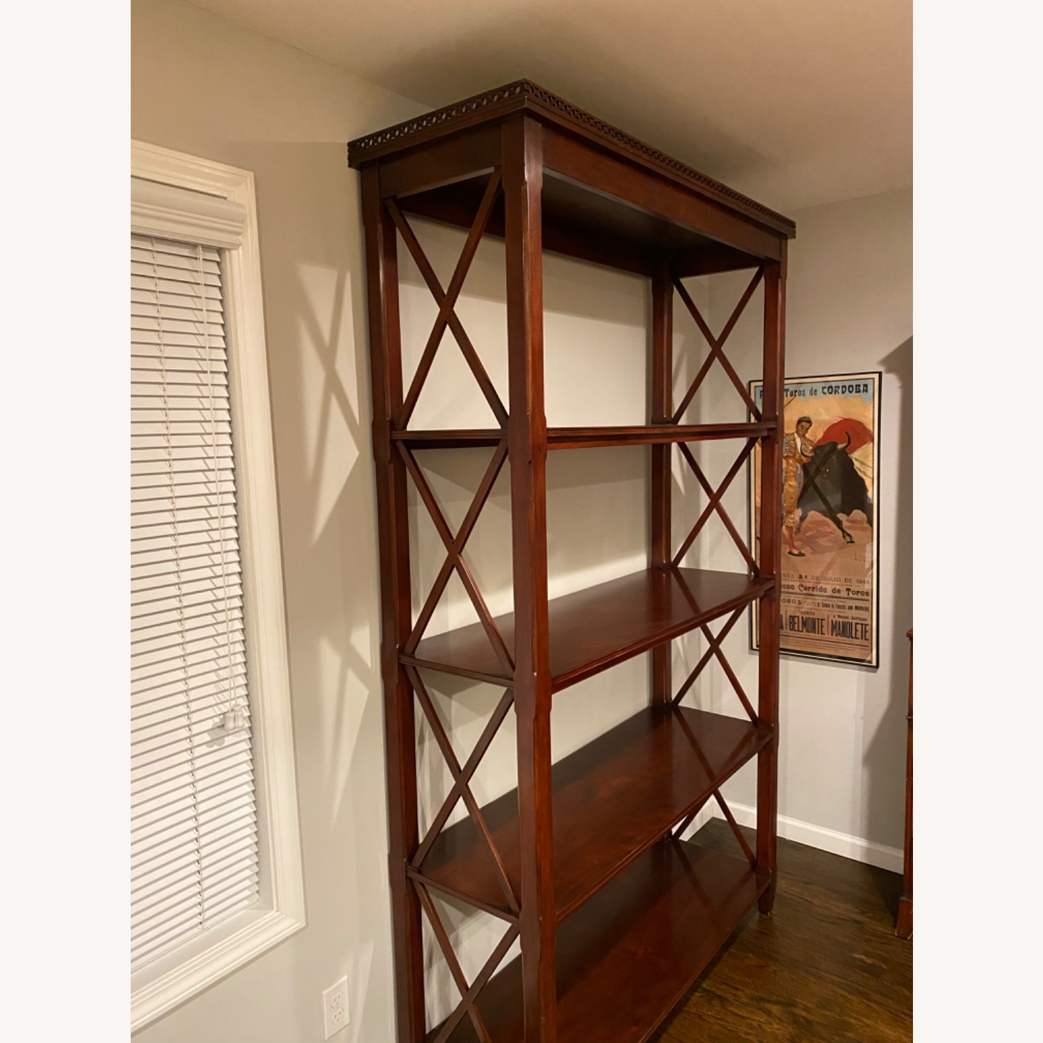 Oversized Bookcase Set by Ralph Lauren - image-4