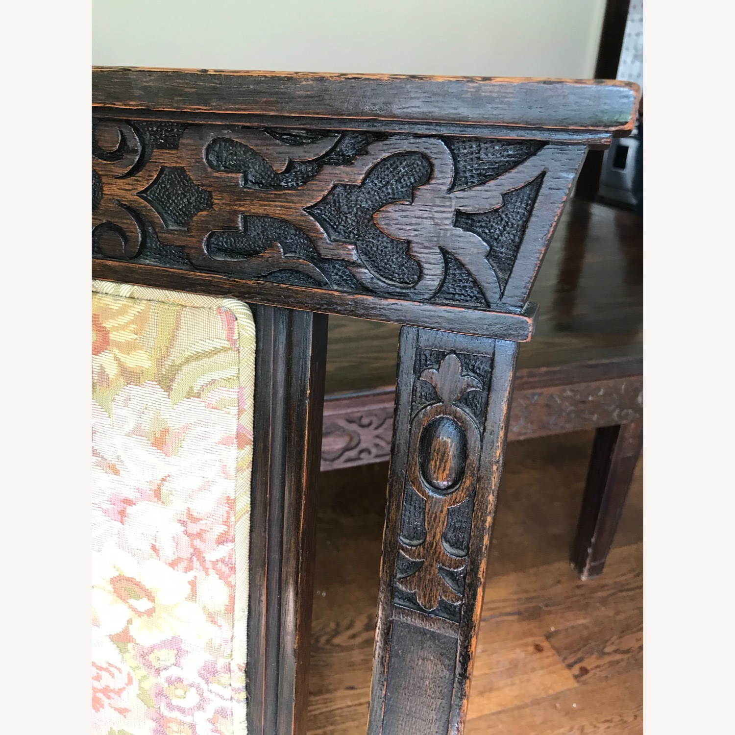 Wood Dining Room Table - image-4