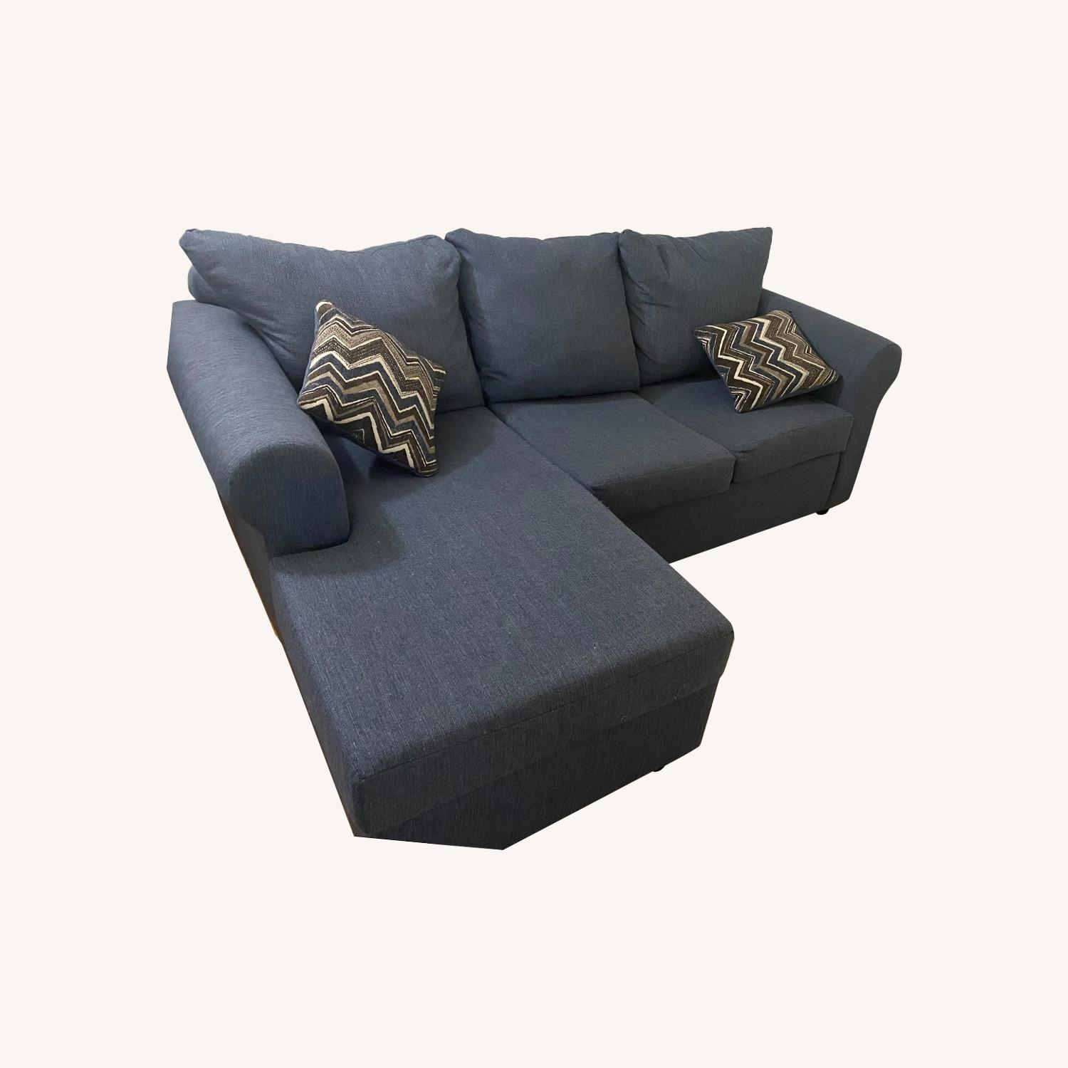 Andover Mills Varney Left Hand Facing Sectional - image-0
