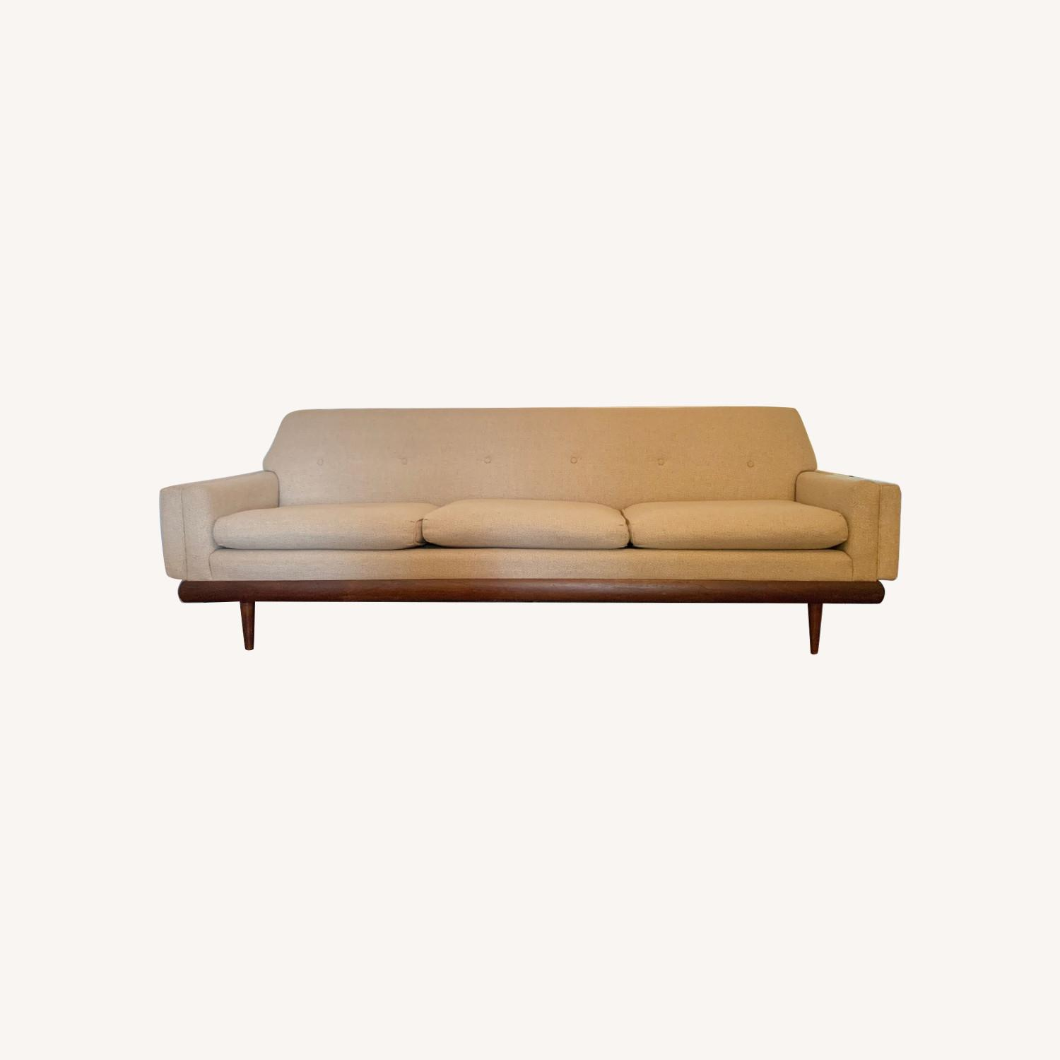 Mid Century Modern Couch - image-0