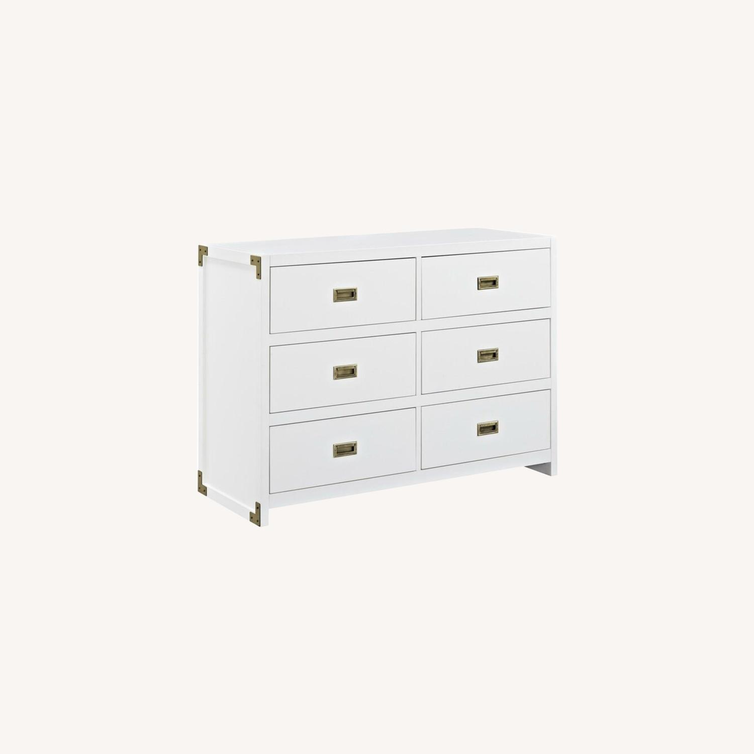Wimslow Six Drawer Double Dresser - image-0