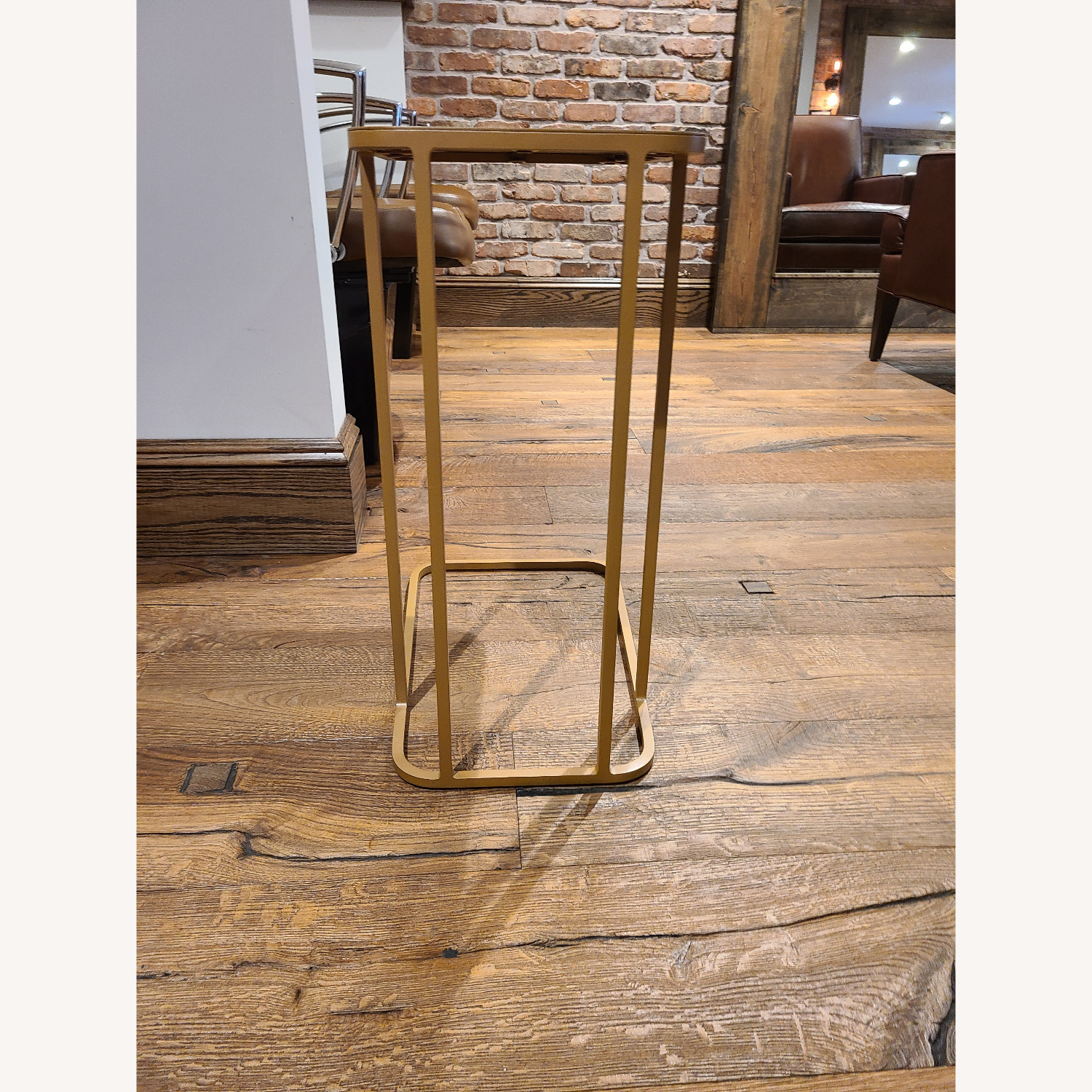 Crate and Barrel Siena C Table - image-2
