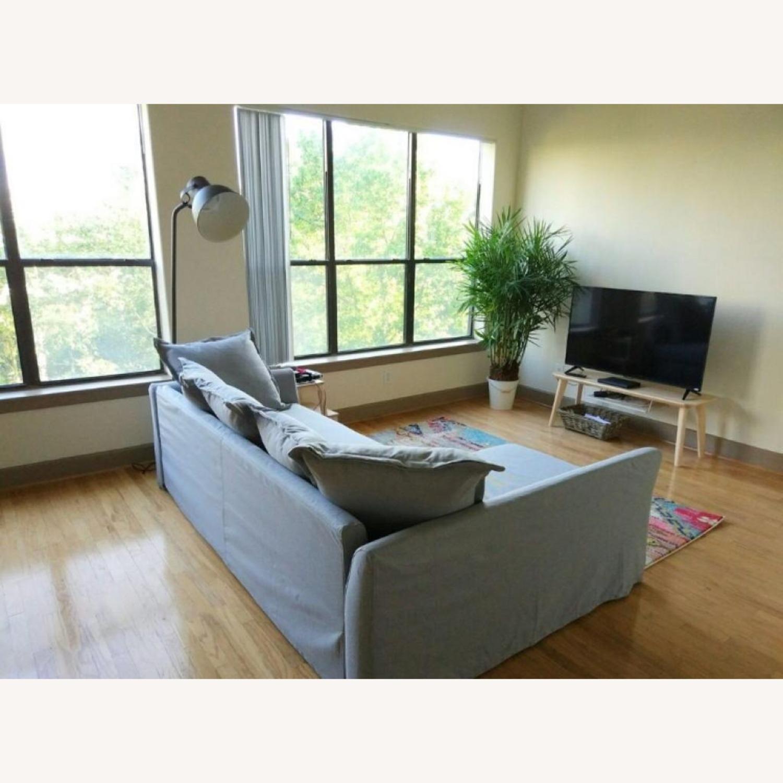 IKEA Sectional Sleeper Sofa - image-1