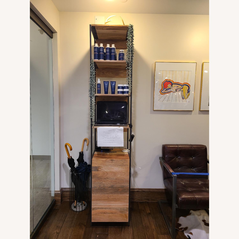 West Elm Bookcase / Storage - image-0