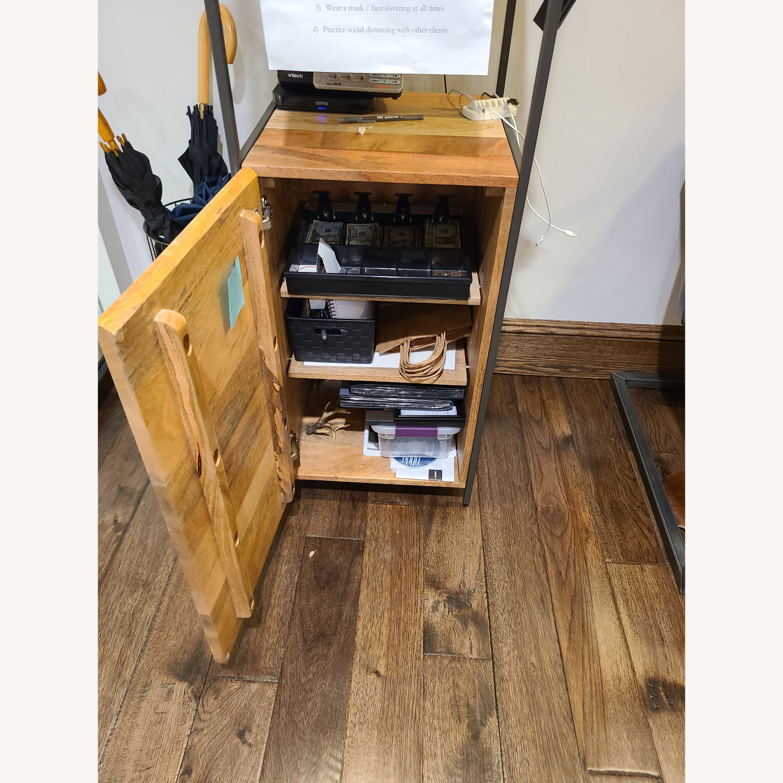 West Elm Bookcase / Storage - image-2