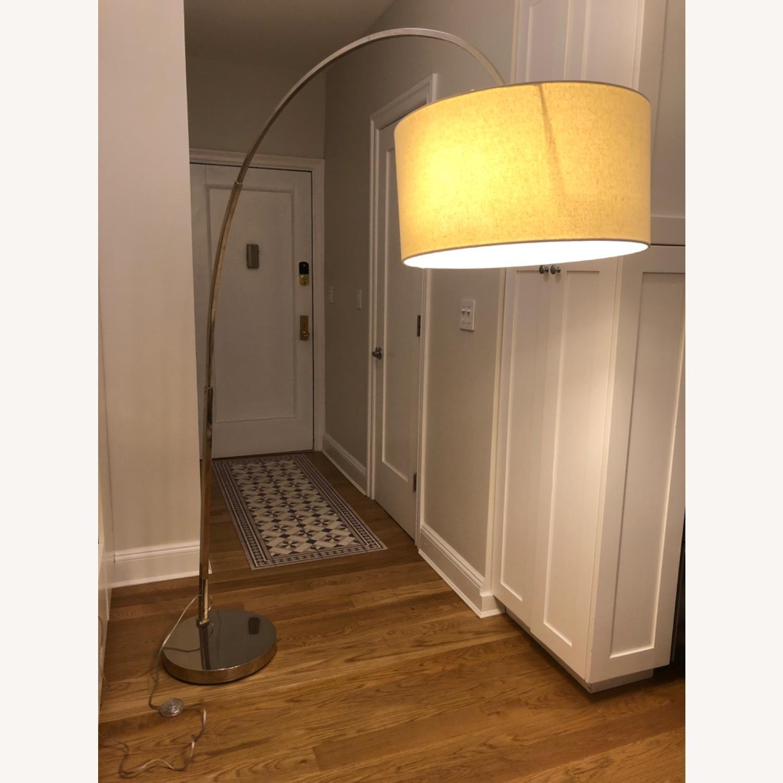 West Elm Overarching Floor Lamp - image-3