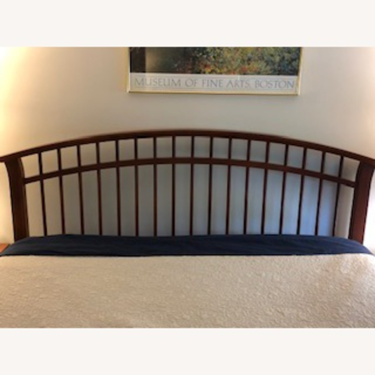 Thomasville Furniture Industries Spindle Head and Footboard - image-1