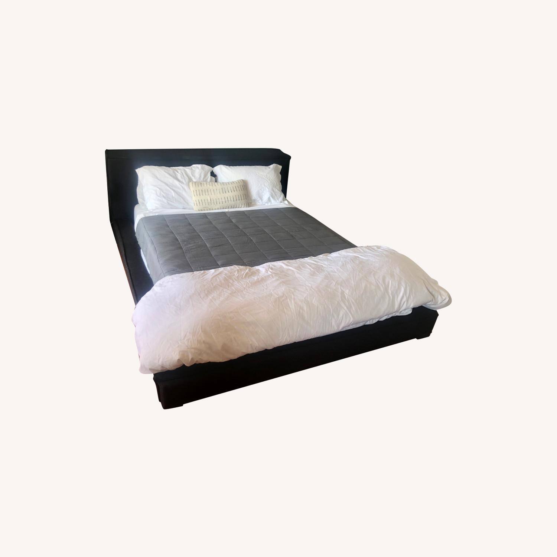 Blu Dot Dodu Modern Queen Bed - image-0