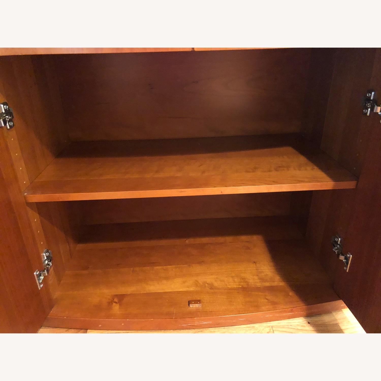 Skovby Cherry Wood Dining Room Sideboard - image-10