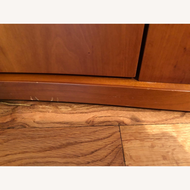 Skovby Cherry Wood Dining Room Sideboard - image-5
