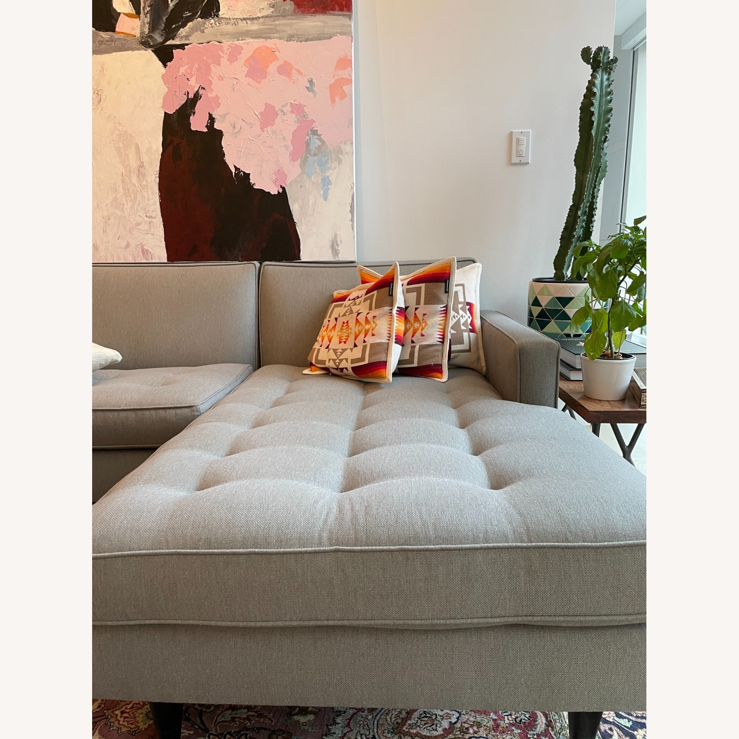 Room & Board Reese Right-Arm Chaise - image-2