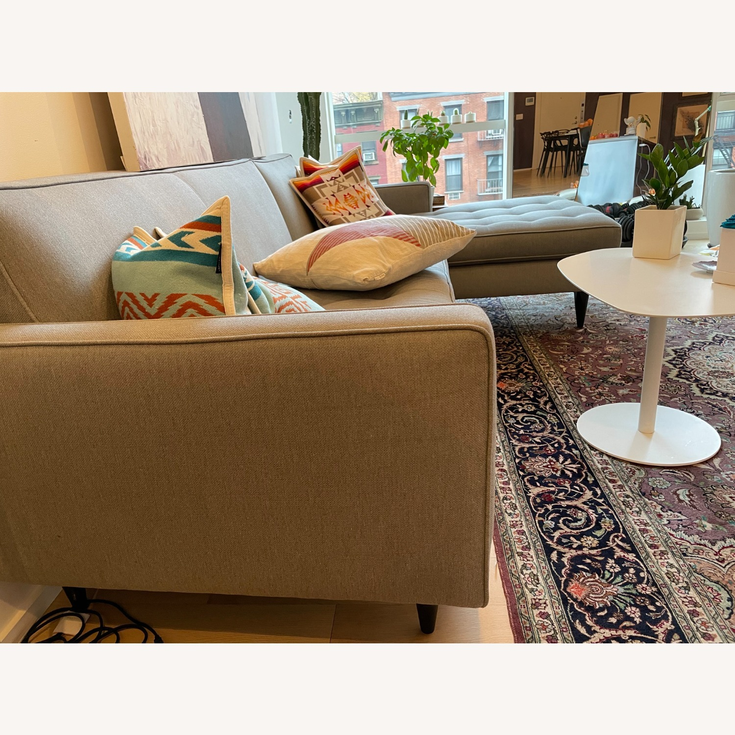 Room & Board Reese Right-Arm Chaise - image-3