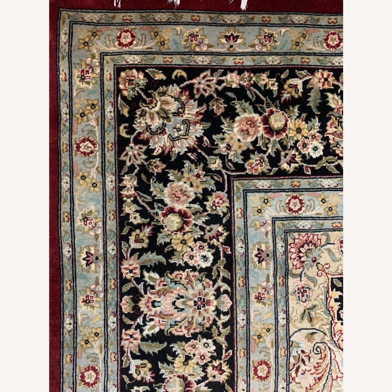 Hand Woven Wool Rug - image-13