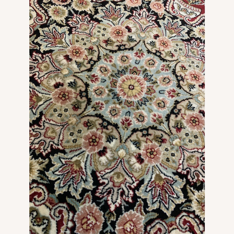Hand Woven Wool Rug - image-10