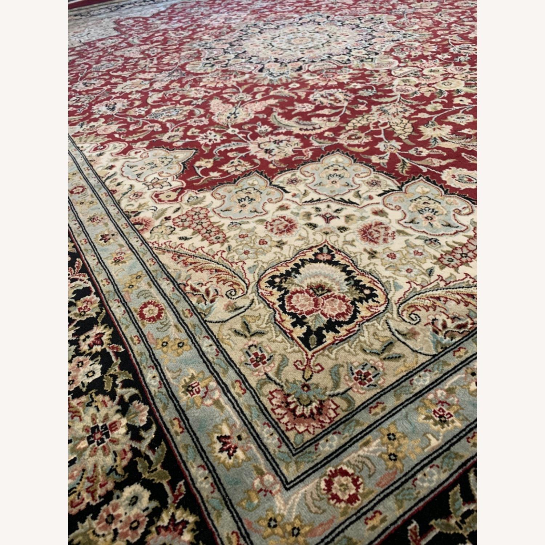 Hand Woven Wool Rug - image-14