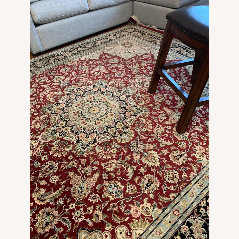 Hand Woven Wool Rug - image-17