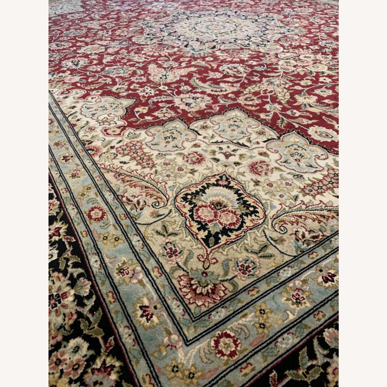 Hand Woven Wool Rug - image-15