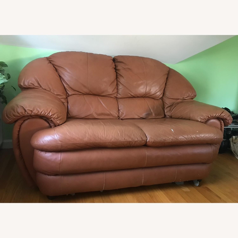 Natale Furniture 2 Seat Sofa - image-2