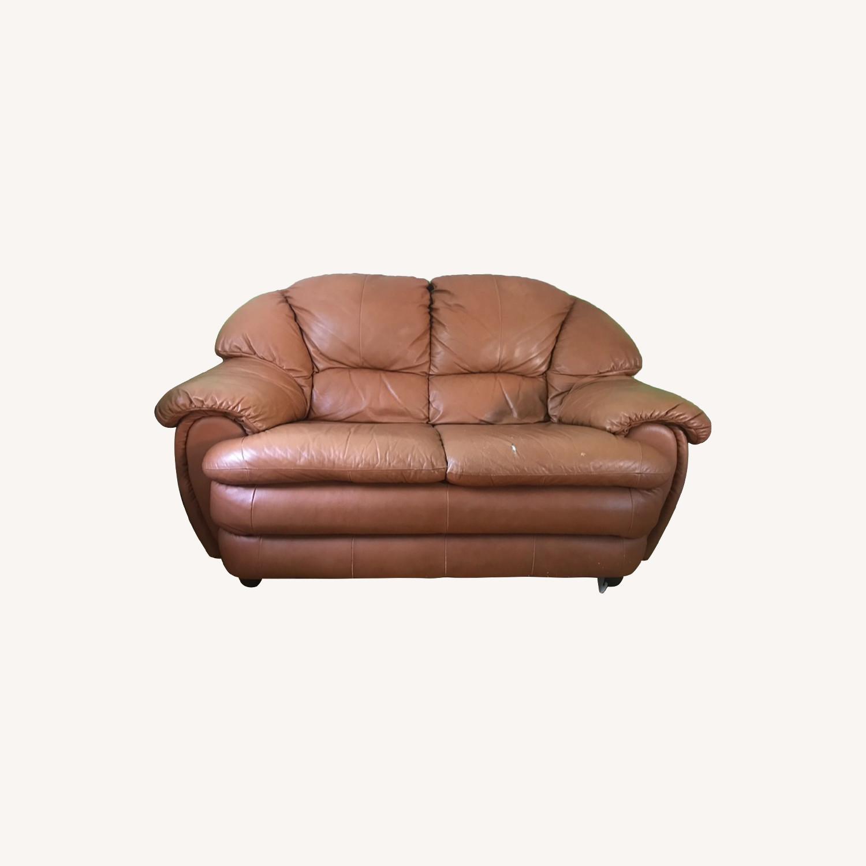 Natale Furniture 2 Seat Sofa - image-0