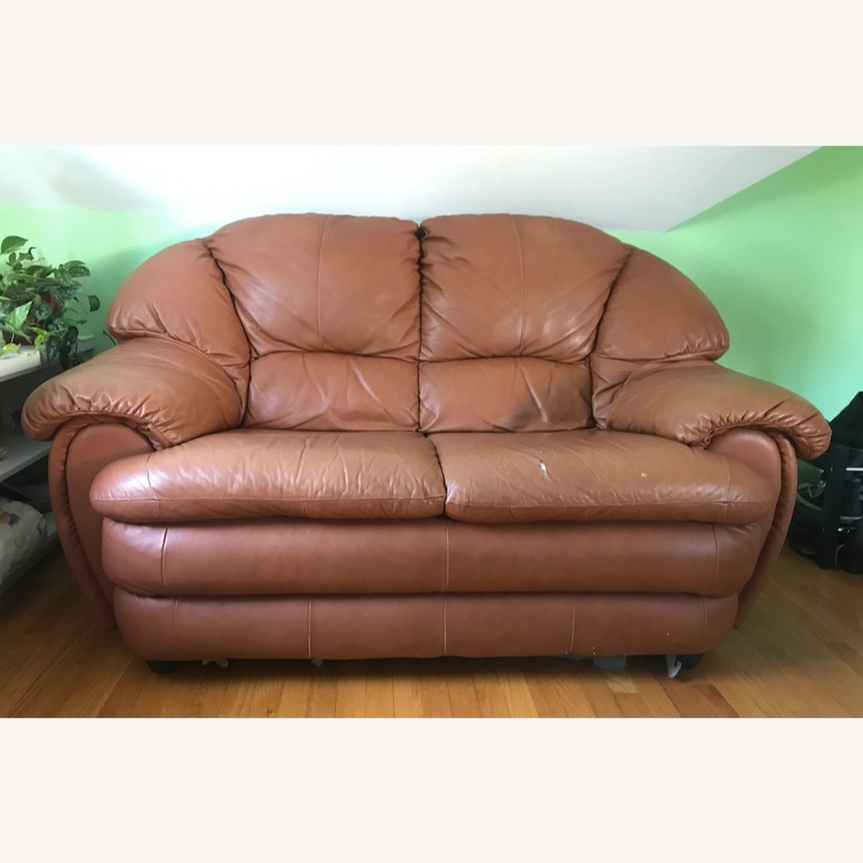 Natale Furniture 2 Seat Sofa - image-1