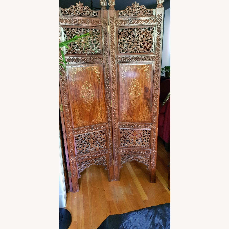 Antique Indian Pakistani Room Divider - image-2