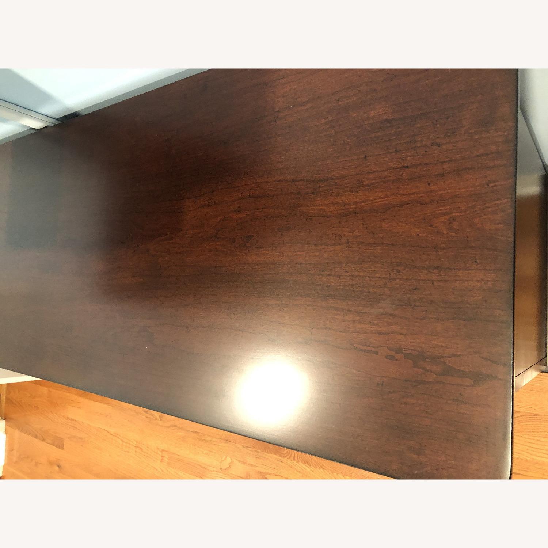 Wayfair Alcott Hill Mahogany 6 Drawer Double Dresser - image-7