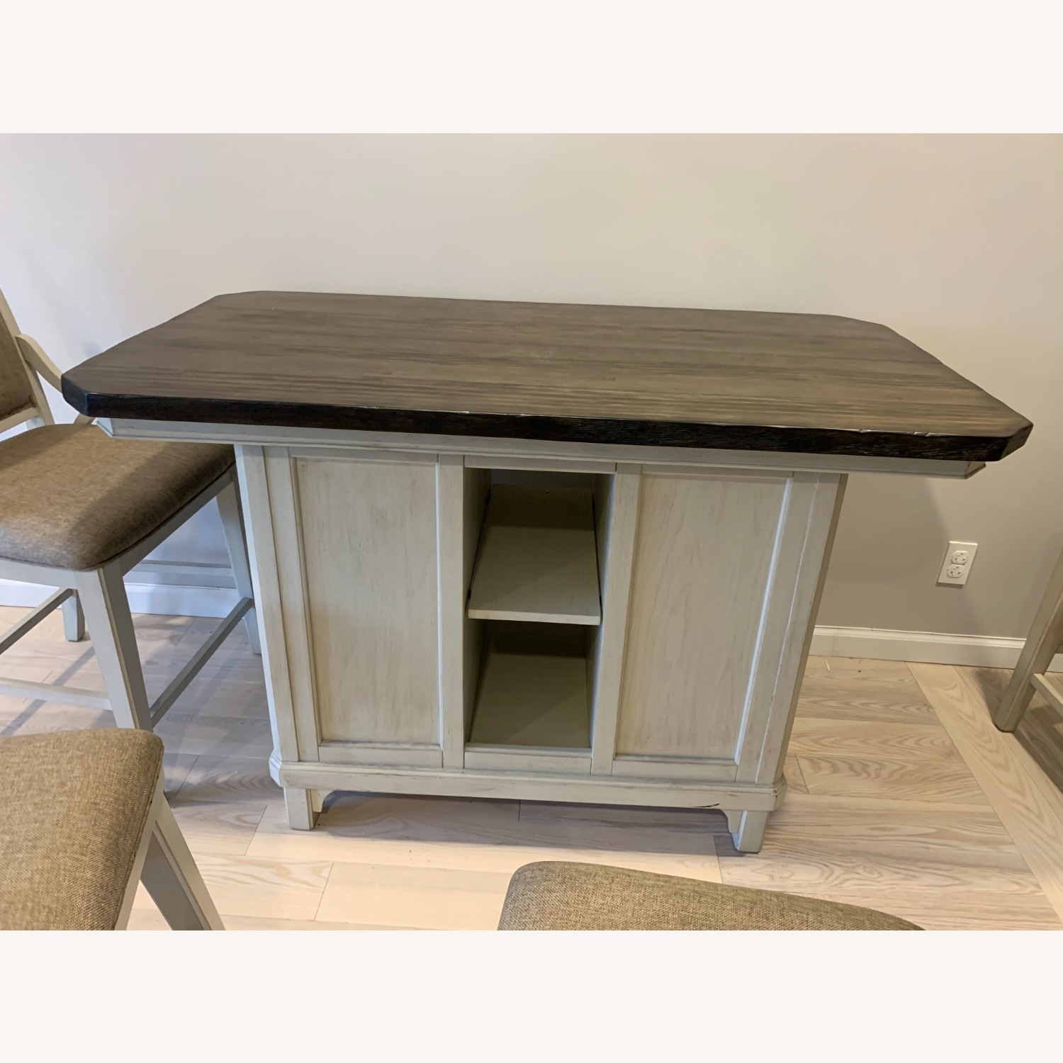 Peter Andrews Kitchen Island Table - image-1