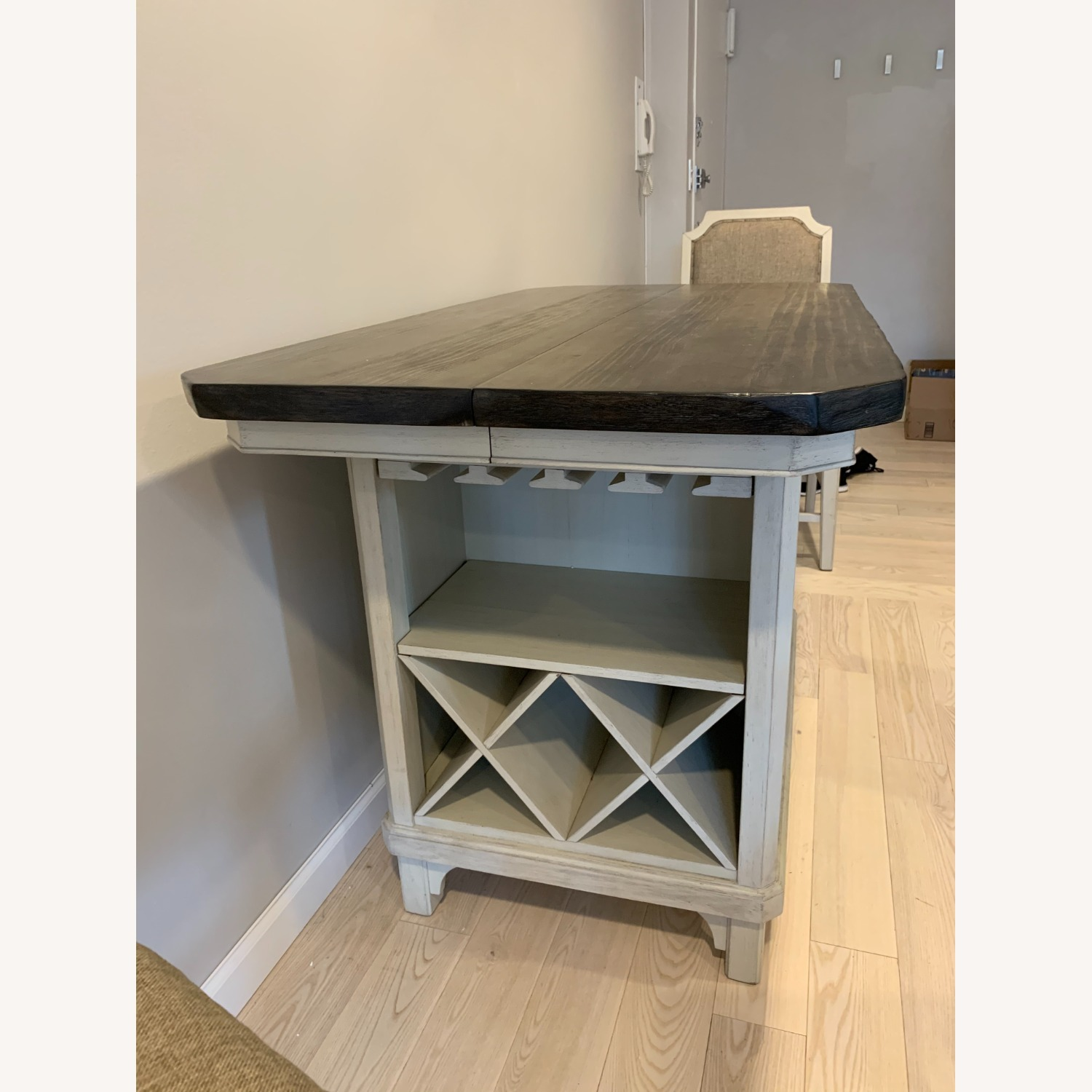 Peter Andrews Kitchen Island Table - image-3
