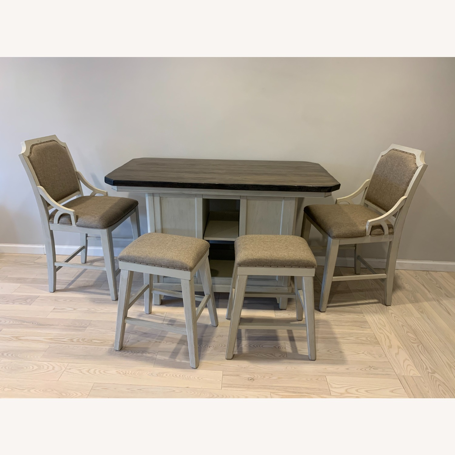 Peter Andrews Kitchen Island Table - image-4