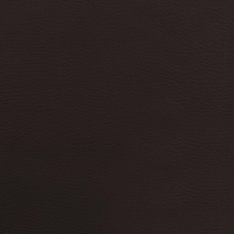 Bar Stool In Brown Leatherette W/ Adjustable Base - image-3