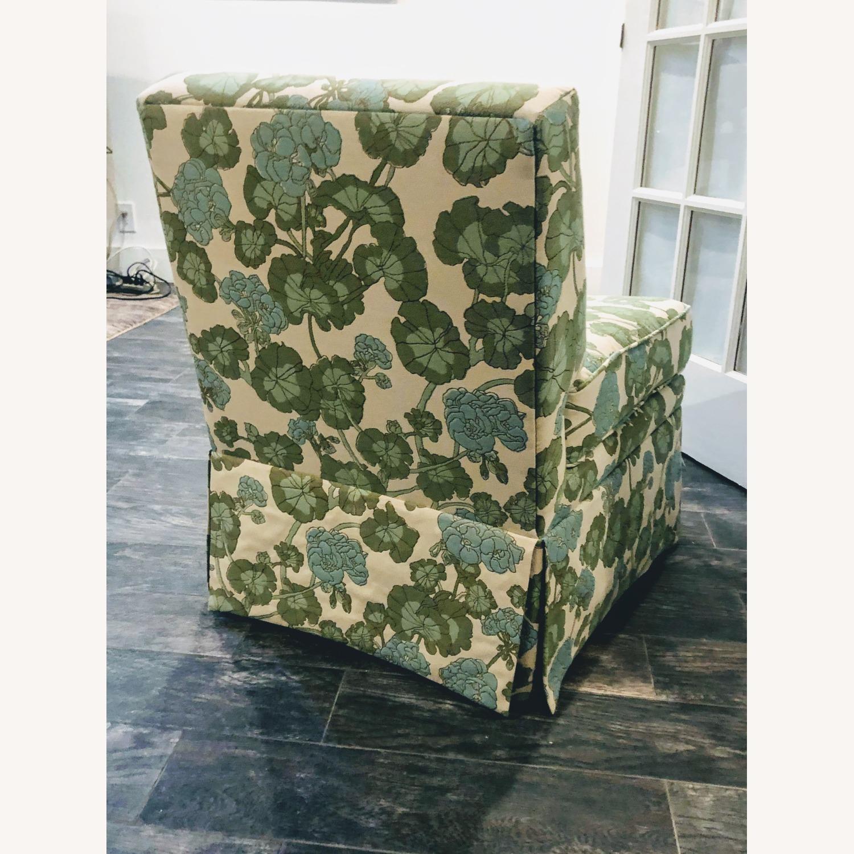 Upholstered Slipper Chair - image-2