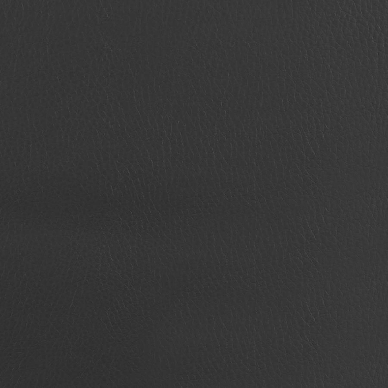 Modern Adjustable Bar Stool In Grey Leatherette - image-2