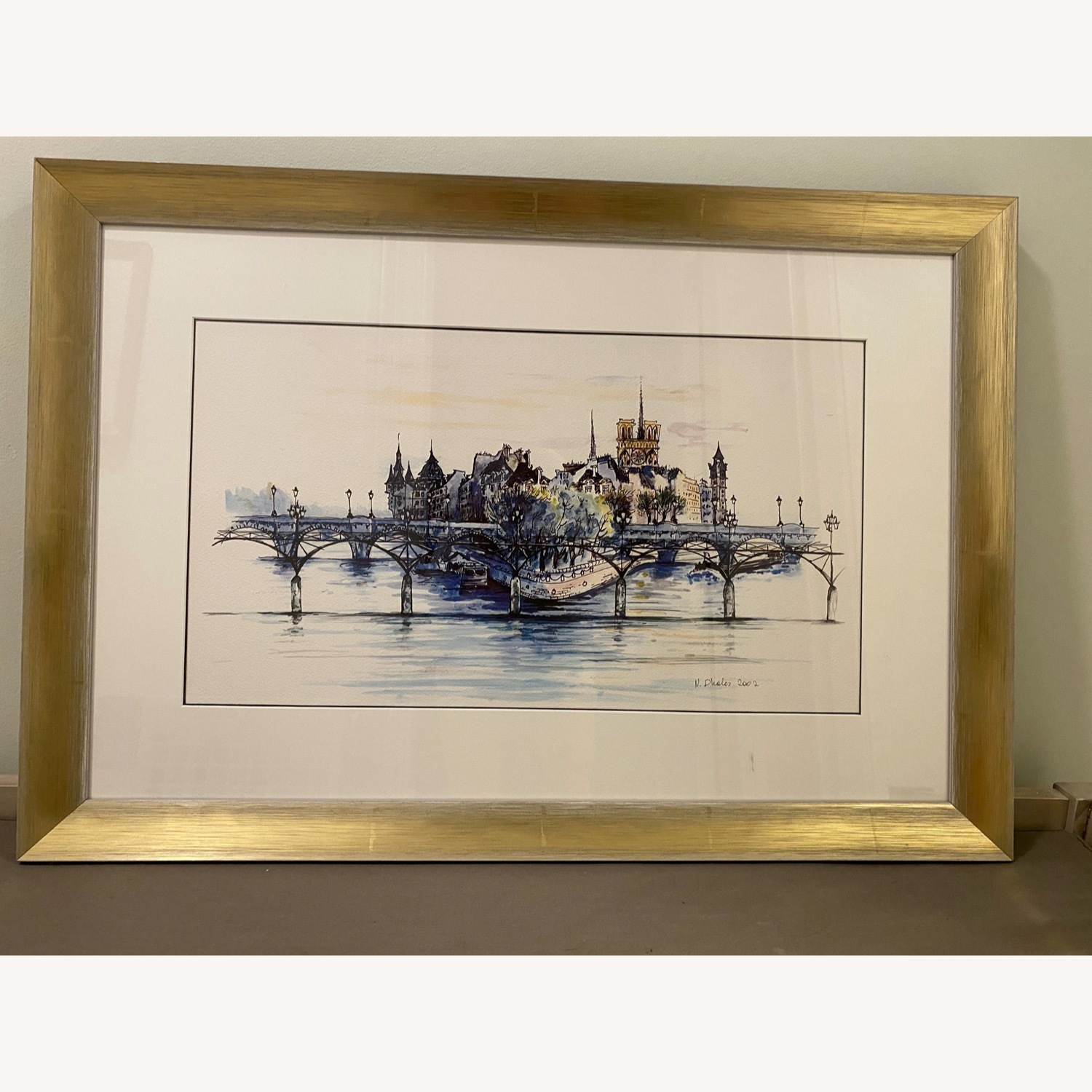 Water Color from Paris - image-0