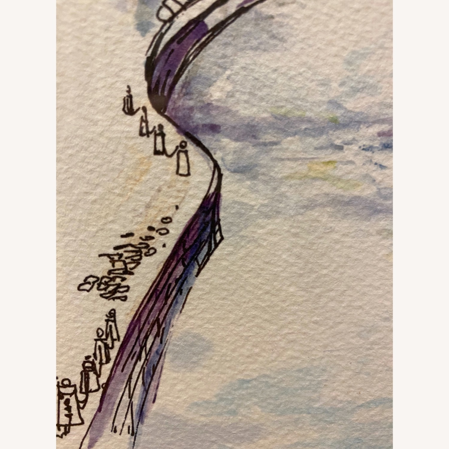 Water Color from Paris - image-1