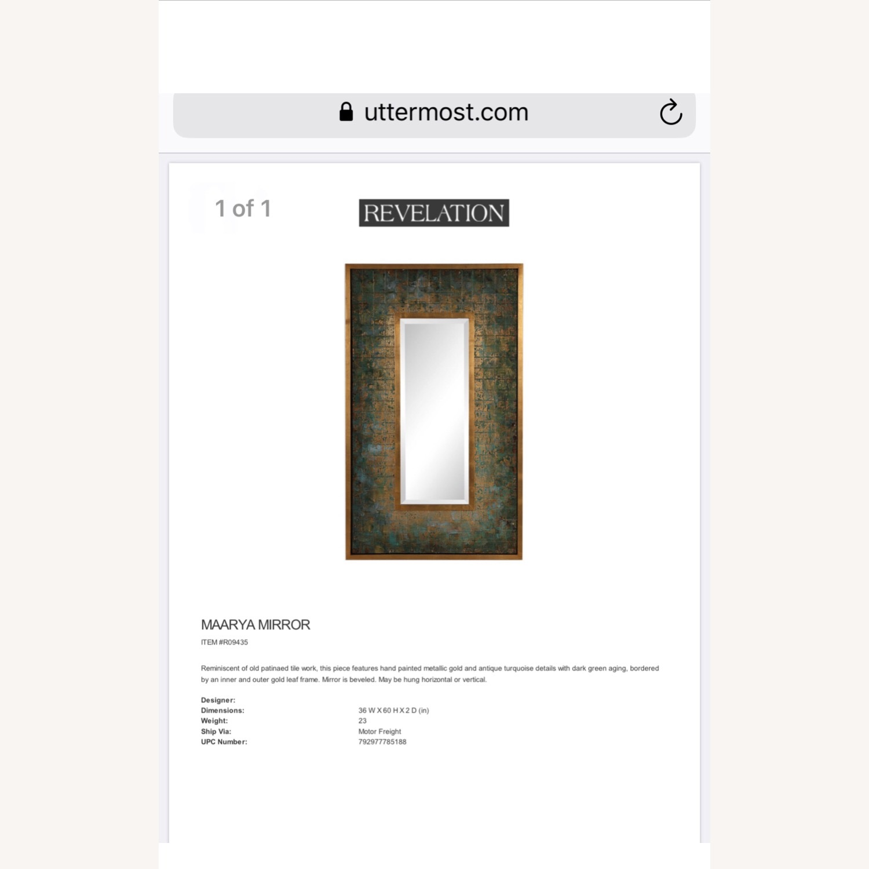 Uttermost Two Revelations Maarya Mirrors - image-2