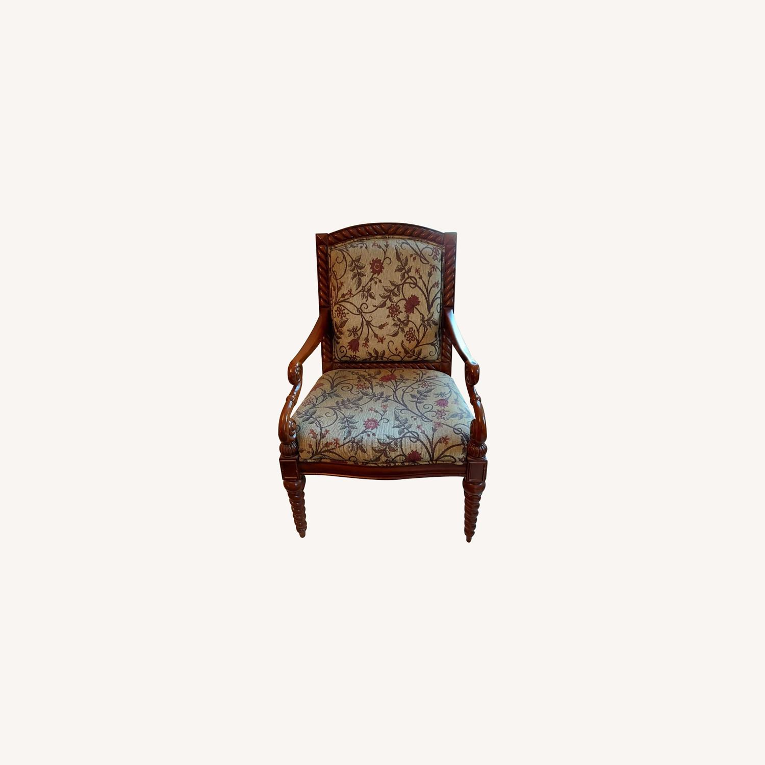 Bombay Company Accent Chair - image-0