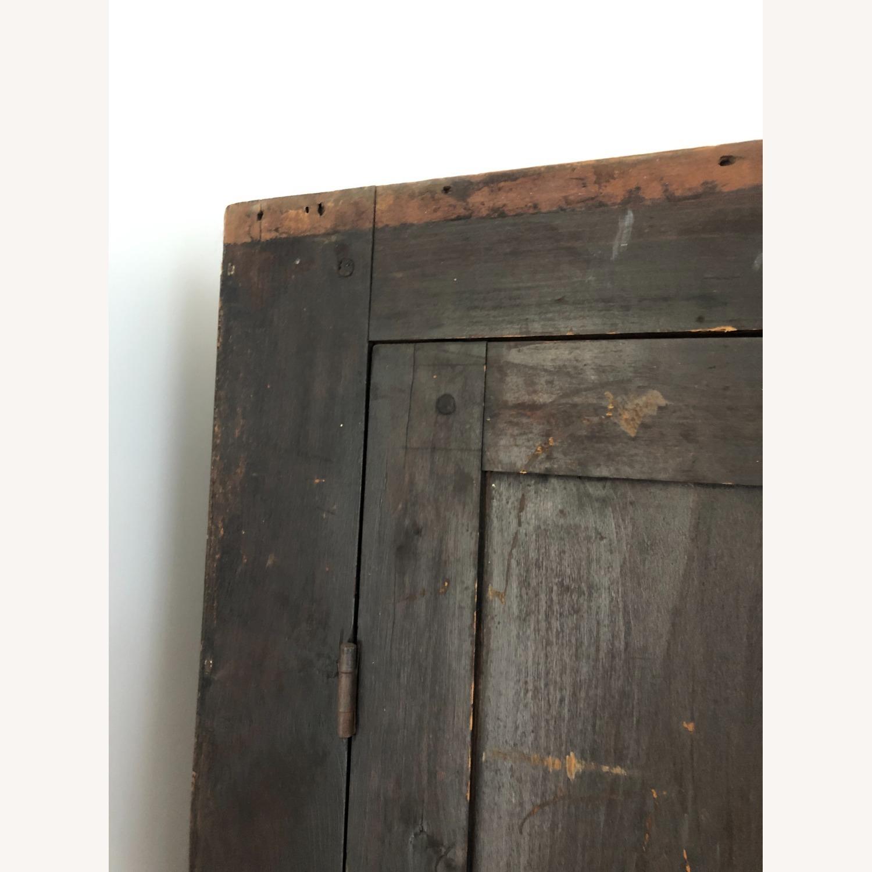 Antique Primitive Armoire - image-10