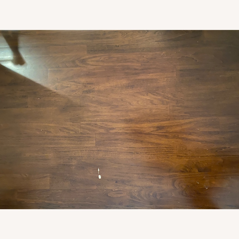 West Elm Walnut Mid Century Dining Table - image-2