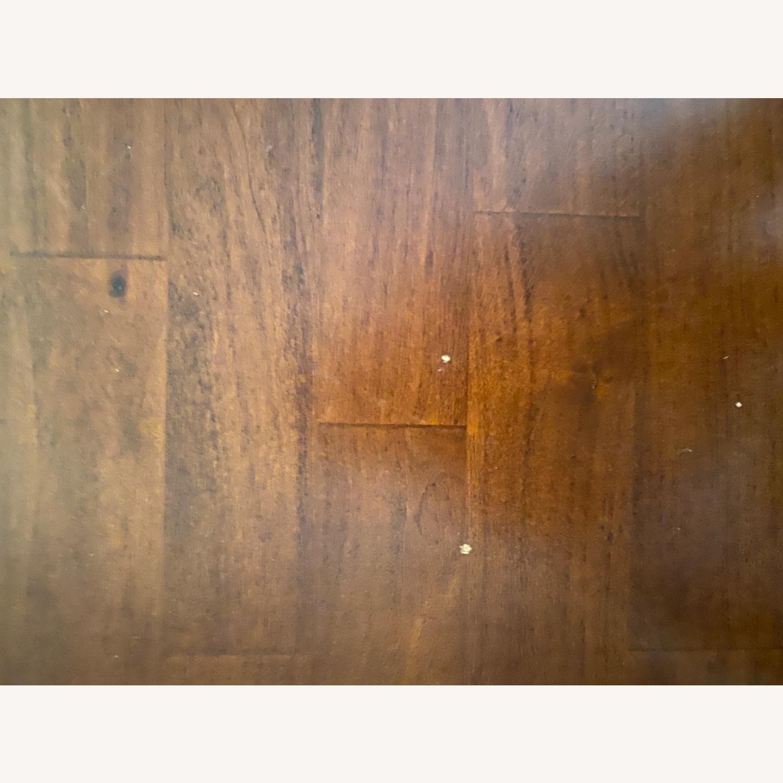 West Elm Walnut Mid Century Dining Table - image-4