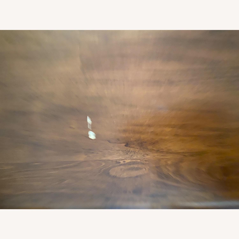 West Elm Walnut Mid Century Dining Table - image-1