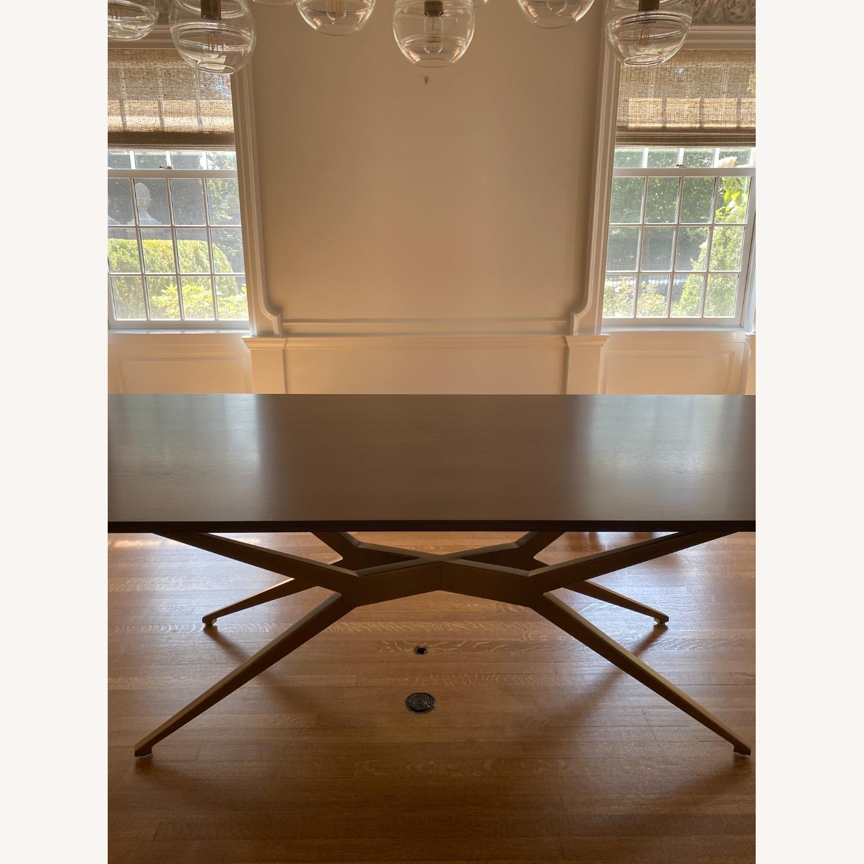 Restoration Hardware Maslow Spider Dining Table - image-1