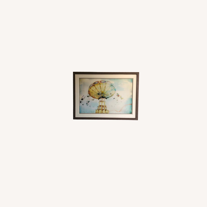 Framed Art- Carnival Fine Art Print - image-0