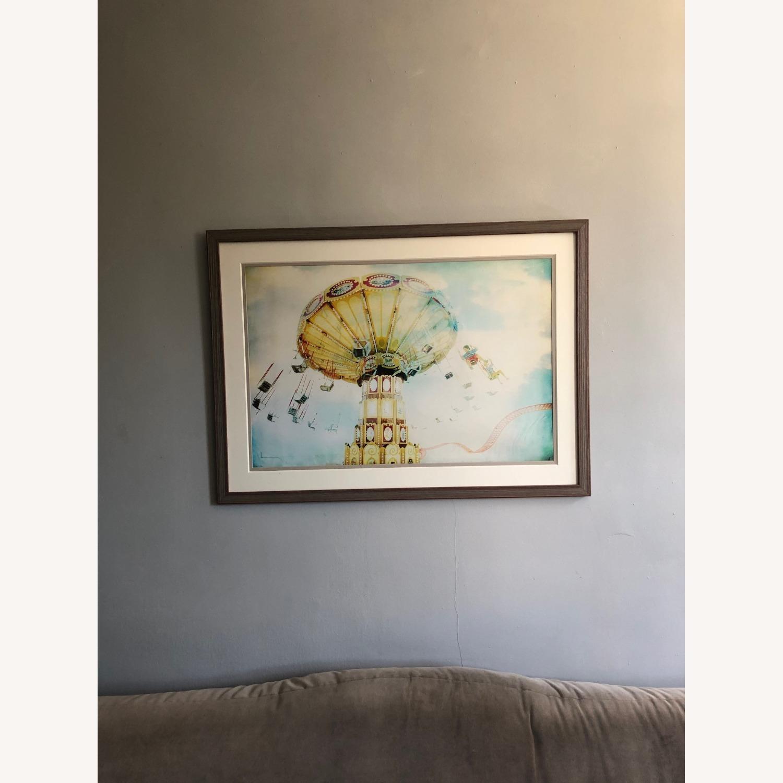 Framed Art- Carnival Fine Art Print - image-1